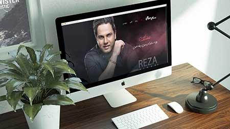 طراحی سایت رضا نامی